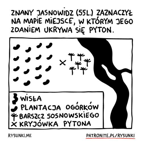 kryjówka pytona